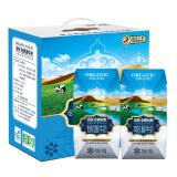 圣牧巴氏杀菌常温有机酸牛奶205g*12钻石装 42.8元