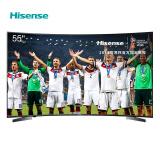 Hisense 海信 LED55E7C 曲面 55英寸 4K液晶电视 3099元