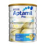 Aptamil 澳洲爱他美 白金版 3段 900g plus 会员满 减后155一罐 刚需可入 *2件 311元(合 155.5元/件)