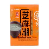 中国台湾进口 一本黑米高钙芝麻糊150g *7件54.3元(合7.76元/件)