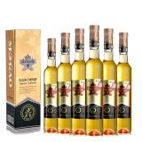 莫高(MOGAO)冰酒 小金冰葡萄酒甜酒礼盒装 375ml*6瓶549元(双重优惠)