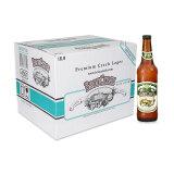 布鲁杰克(Brouczech)瓶装拉格啤酒500ml*20瓶整箱装捷克进口 99.00