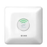 飞鱼星 VAP600 600M企业商用无线AP吸顶 千兆大功率双频AP 吸顶式无线接入点餐厅酒店5G WiFi 339元