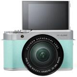 FUJIFILM 富士 X-A20 无反相机套机(XC 16-50 II镜头)薄荷绿2149元 2149.00