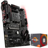 微星(MSI)X470 GAMING PRO主板+AMD 锐龙 7(r7) 2700X CPU 板U套装/主板CPU套装3170元 3170.00