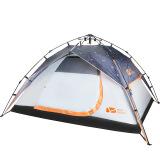 牧高笛(MOBIGARDEN) 公园休闲遮阳防风3-4人户外印花三季自动户外帐篷 NXZQU61015 星空灰 209元