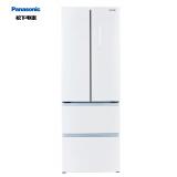 绝对值:Panasonic 松下 NR-D350TP-W 变频风冷多门冰箱 低至4790元包邮,赠松下电饭煲