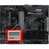 ASRock 华擎 X470 Master SLI主板(AMD X470/AM4 Socket)