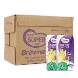 法国原装进口圣元(Synutra)优博布瑞弗尼 4段儿童配方牛奶1.2L*6 整箱装(200ml*36)适合3岁及以上儿童 58元