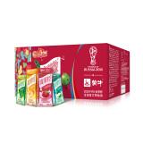 蒙牛 真果粒牛奶饮品 四种口味250g*24 缤纷 礼盒装 49.9元