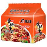 龙嫂 香辣牛肉米线 方便面粉丝 100g*5包装