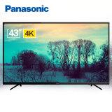 2598元 松下(Panasonic) TH-43FX580C 4K液晶电视 43英寸