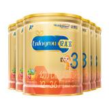 美赞臣安儿宝A+幼儿配方奶粉 3段( 12-36月龄幼儿适用) 900克*6罐整箱装(新旧包装随机发货) 860元