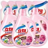 立白全效馨香10斤洗衣液(1kgX3瓶+500gX4袋) 49.9元