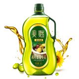 美临 橄榄葵花油(含18%特级初榨橄榄油) 4L
