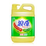 浪奇 芦荟精华洗洁精 1.5kg 9.9元