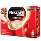 粉丝价:Nestle 雀巢 咖啡 速溶 1+2 原味 20条300g*4件