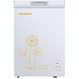 美菱(Meiling) BC/BD-98DT 98升 卧式冷柜 *2件 1292元(合 646元/件)