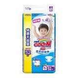 GOO.N 大王 维E系列 婴儿纸尿裤 XL52片 *6件 +凑单品 408元包邮(需用券,合68元/件)