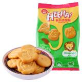 中国台湾 九福动物饼干60g 多种动物头像造型 可爱美味小饼干 *6件 57.4元(合9.57元/件)