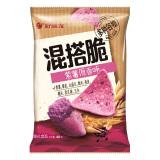 好丽友(Orion) 混搭脆 紫薯味 40g *32件 105元(合 3.28元/件)