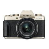 ¥4590 FUJIFILM 富士 X-T100 ( 15-45mm f/ 3.5-5.6)无反相机套机