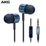 1日0点、双11预告:AKG 爱科技 K374U 入耳式耳机 蓝色 199元包邮