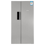 博世(BOSCH) 610升 变频风冷无霜对开门冰箱 竖显 并联双循环(不锈钢色)BCD-610W(KAN92V48TI) 6590元