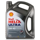 壳牌(Shell) Helix Ultra 超凡喜力 5W-40 SN 全合成机油 4L *3件 519.29元(合 173.1元/件)