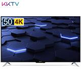 KKTV U50F1 50英寸 4K液晶电视 1688元 包邮
