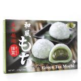 中国台湾进口  皇族 和风抹茶麻薯210g/盒 零食 麻糬糕点 *2件 20.8元(合10.4元/件)