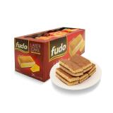 马来西亚进口 福多(fudo)蛋糕 芝士味 384g/盒(内装24枚)(3件 5折) 12.95元