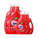 奥妙 洗衣液 16斤超值除菌除螨套装(3kg×2+1kg×2) 源自天然酵素(新老包装随机发货) 99.9元