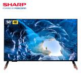 夏普 LCD-50SU671A 50英寸4K液晶电视 3177元 平常 3388元