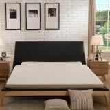 可奈尔 记忆棉床垫防滑透气榻榻米床褥子可折叠1.5/1.8米单双人床垫 R5 1.8*2米449元 449.00