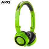 1日0点:AKG 爱科技 Q460 头戴式耳机 绿色 329元包邮