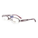 值友专享:SEIKO 精工 女士半框光学眼镜架 HTO-2062-188 +凑单品427元(需用券)