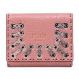 芬迪(FENDI) 女士深粉色皮革卡包卡夹 8M0373 8AT F13DY 1796元