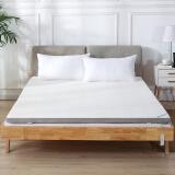 佳佰 高密度记忆棉床垫床褥子慢回弹海绵1.5床垫150*200*5cm 305元
