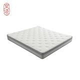京造 3cm进口乳胶3D床垫 三区独立袋装弹簧 软硬两用席梦思 1.8米 180*200CM 2199元(需用券)