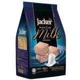 马来西亚进口 杰克(Jacker)威化饼干 牛奶味 100g/袋 *12件 101.6元(合 8.47元/件)