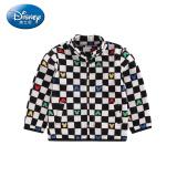 Disney 迪士尼 DA831IE01 儿童摇粒绒外套 *3件 118元包邮(合39.33元/件)