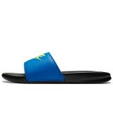 耐克NIKE 男子 一字 拖鞋 BENASSI JDI MISMATCH 沙滩鞋 休闲鞋 818736-074黑色41码 *3件 333.90元(合 111.3元/件)