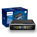 PHILIPS 飞利浦 TE60x 太阳能外置 无线胎压监测系统 189元包邮