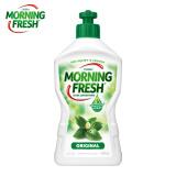 morning fresh 超浓缩洗洁精 400ml *14件 95.6元(双重优惠)