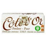 COTE D'OR 克特多金象 纯味巧克力 150g *5件+凑单品 100元(合 20元/件)