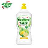 morning fresh 澳洲进口洗洁精 900ml 清新柠檬味 超浓缩不伤手 高效去油 果蔬奶瓶洗涤灵清洗剂 *5件 134.5元(合 26.9元/件)