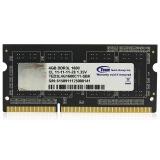 22日0点:Team 十铨 DDR3L 1600 4GB 笔记本内存 159元包邮