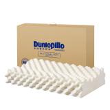 邓禄普Dunlopillo斯里兰卡进口天然乳胶枕头 人体工学 颗粒按摩 呵护颈椎 按摩波浪枕 319元(需用券)