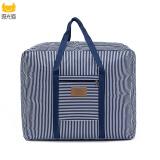 阳光猫 旅行折叠包 拉杆箱行李袋 大号 50*25*40cm 16.9元包邮(2人拼购、需用券)